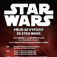 Star Wars v OC Letňany