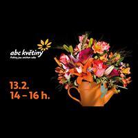 Valentýnský floristický workshop v DBK