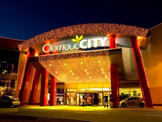 Olomouc City -