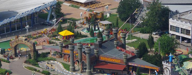 Excalibur City -