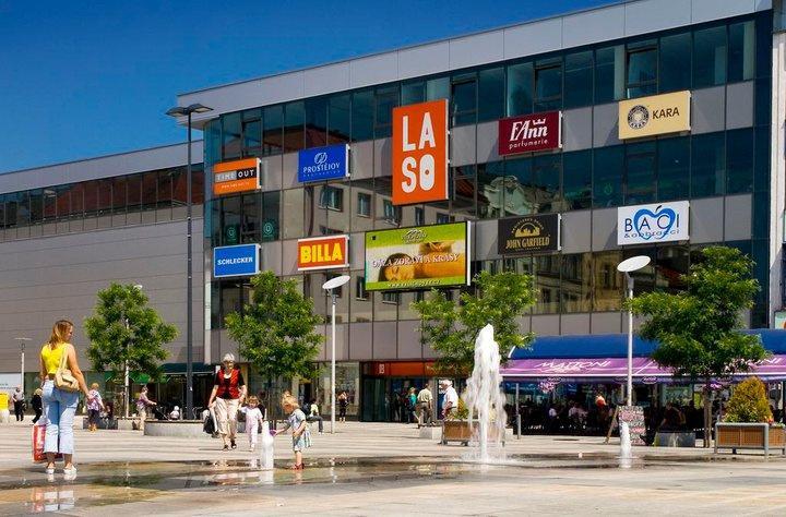 Obchodní centrum LASO -