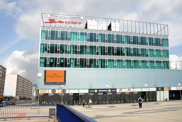 Bondy Centrum -