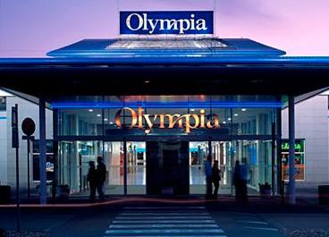Obchodní centrum Olympia - Brno -