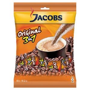 instantní káva Jacobs 3v1
