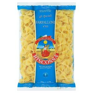 Riscossa Farfalloni semolinové těstoviny sušené 500g