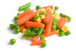 Test DNES: Mražená zelenina