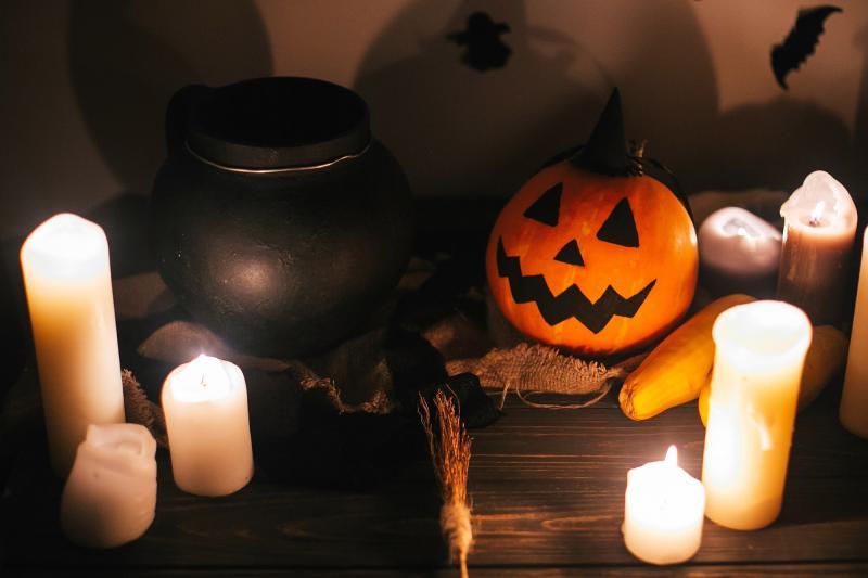 Halloween: jak si vyzdobit byt