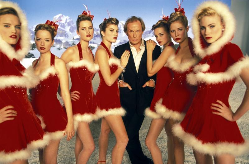Bill Nighy rozsvítí vánoční výzdobu v Centru Chodov