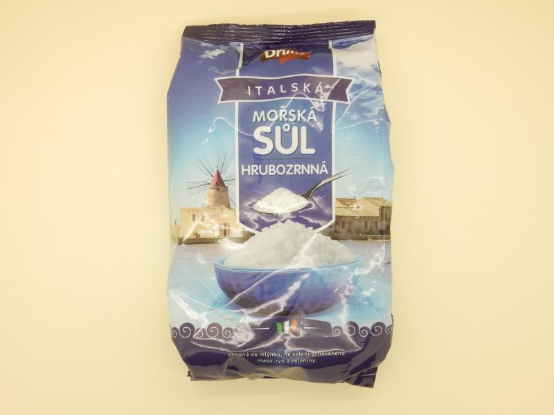 dTest: Jak se vyznat v jedlé soli