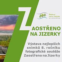 Výstava fotografií Zaostřeno na Jizerky v OC Nisa Liberec