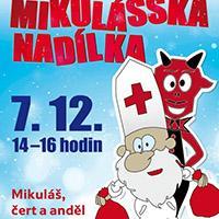Páteční Mikulášská nadílka v OC Silesia