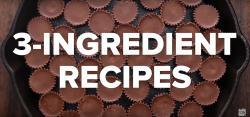 Tipy na rychlé recepty z tří ingrediencí
