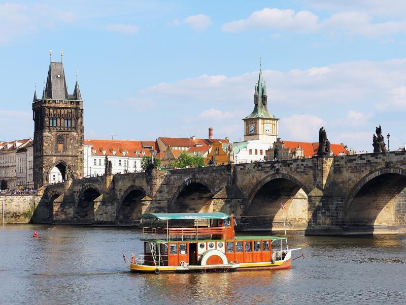 Kam na výlet s rodinou v Praze