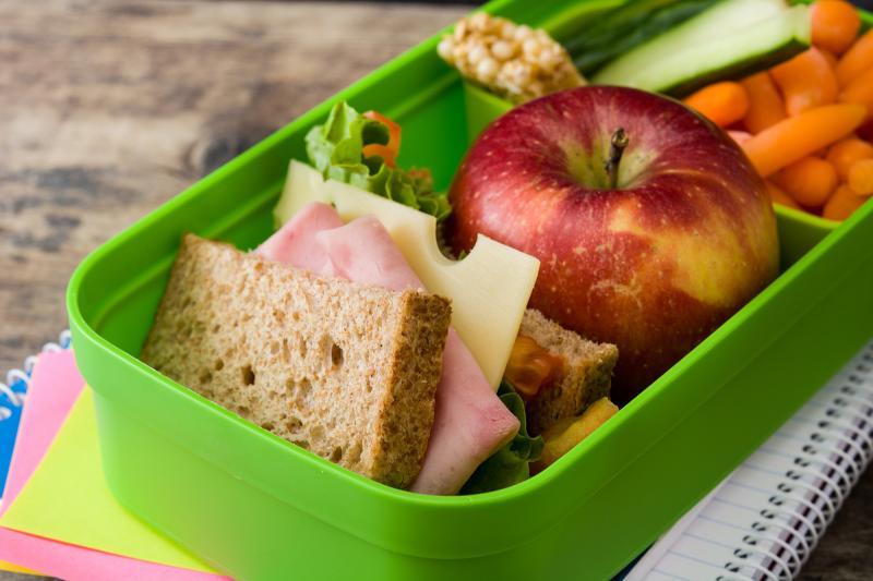 Zdravé a rychlé svačiny pro školáky