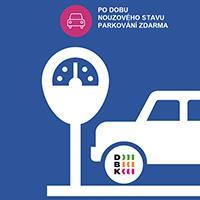 Obchodní centrum DBK poskytuje parkování zdarma
