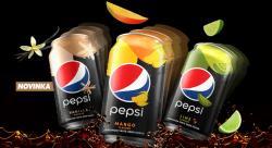Poradíme vám, kde koupit Pepsi s příchutí limetky, manga, vanilky nebo višně