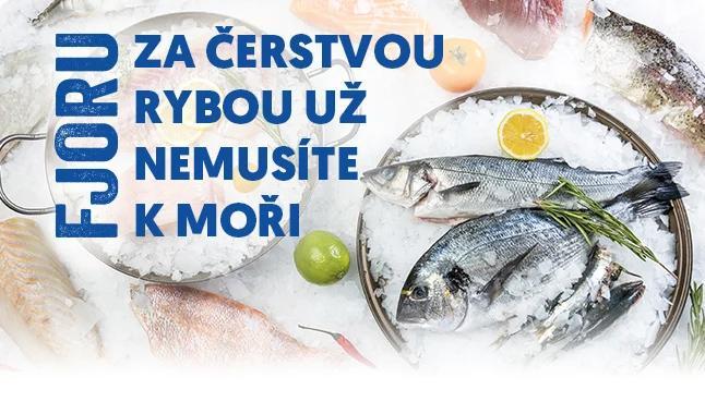 Máme tu novou značku ryb pro on-line supermarket Rohlik.cz
