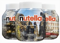 Nutella přišla s limitovanou edicí. Kupte si Nutellásku s krásným místem Česka a Slovenska