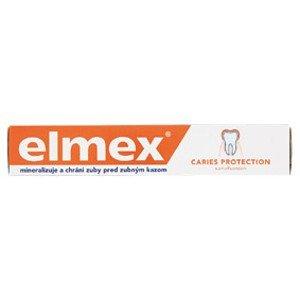 Elmex zubní pasta, vybrané druhy