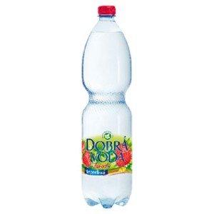 Dobrá voda ochucená 1,5l, různé druhy
