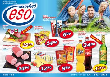 Letáky ESO market