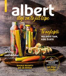 Letáky Albert