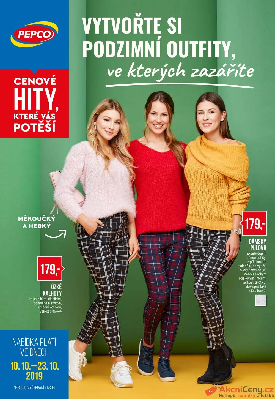 Leták Pepco - Pepco  od 10.10. do 23.10.2019 - strana 1