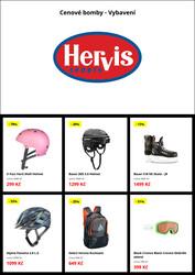 Letáky Hervis