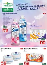 leták Tamda Foods