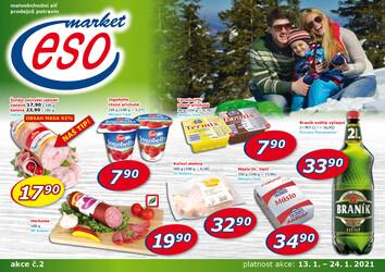 Leták ESO market