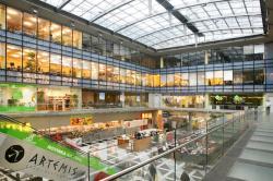 Nákupní Galerie Atrium -