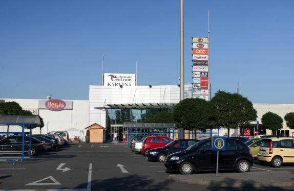 Obchodní Centrum Karviná -