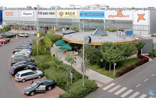 Avion Shopping Park Praha -