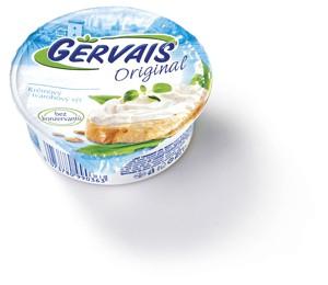 Gervais 80g, vybrané druhy