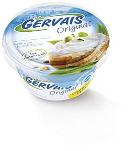 Gervais 190g, vybrané druhy