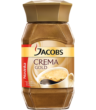 Jacobs Crema instantní káva 200g, vybrané druhy
