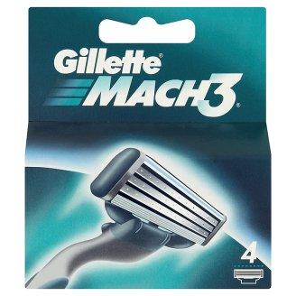 Gillette Mach 3 Náhradní hlavice do holícího strojku