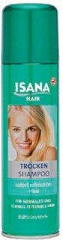 Suchý šampon na vlasy Isana Hair