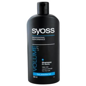 Syoss šampon a balzam na vlasy, vybrané druhy