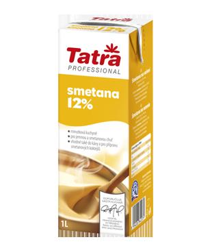 Tatra smetana na vaření 12%