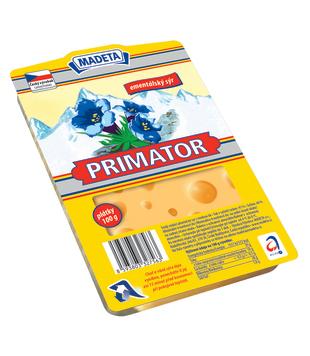 plátkový sýr Primator 45%