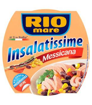 Rio Mare Insalatissime 160g, různé druhy