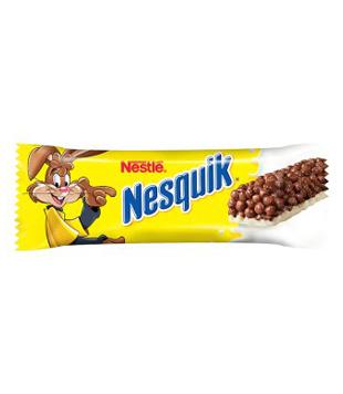 cereální tyčinka Nesquik