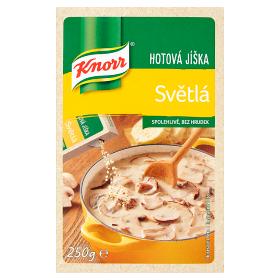 Knorr Hotová jíška, různe druhy