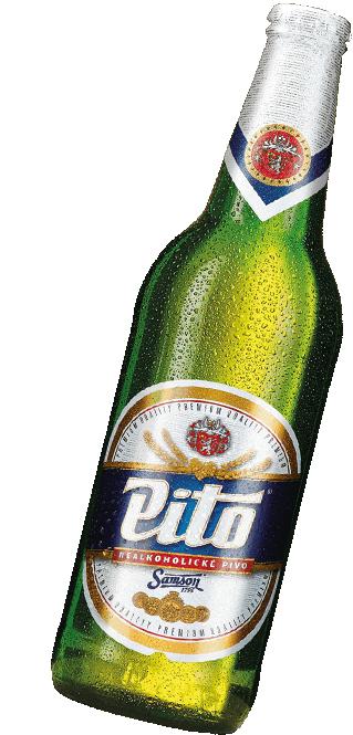 Nealkoholické pivo Pito