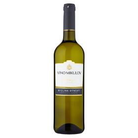 Víno Mikulov, vybrané druhy