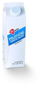BASIC čerstvé mléko polotučné