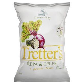 Tretter's Chips 90g, vybrané druhy