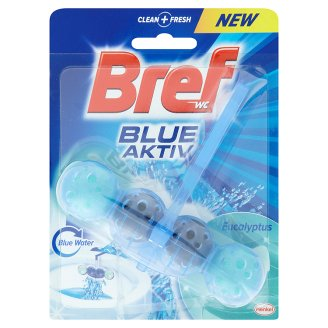 Bref Blue Aktiv WC blok 50ml, vybrané druhy