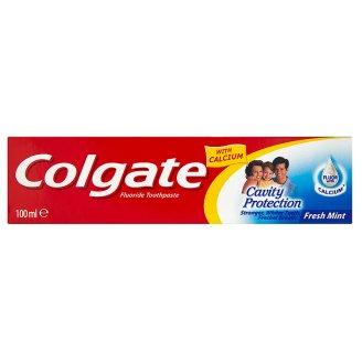 Colgate zubní pasta, vybrané druhy